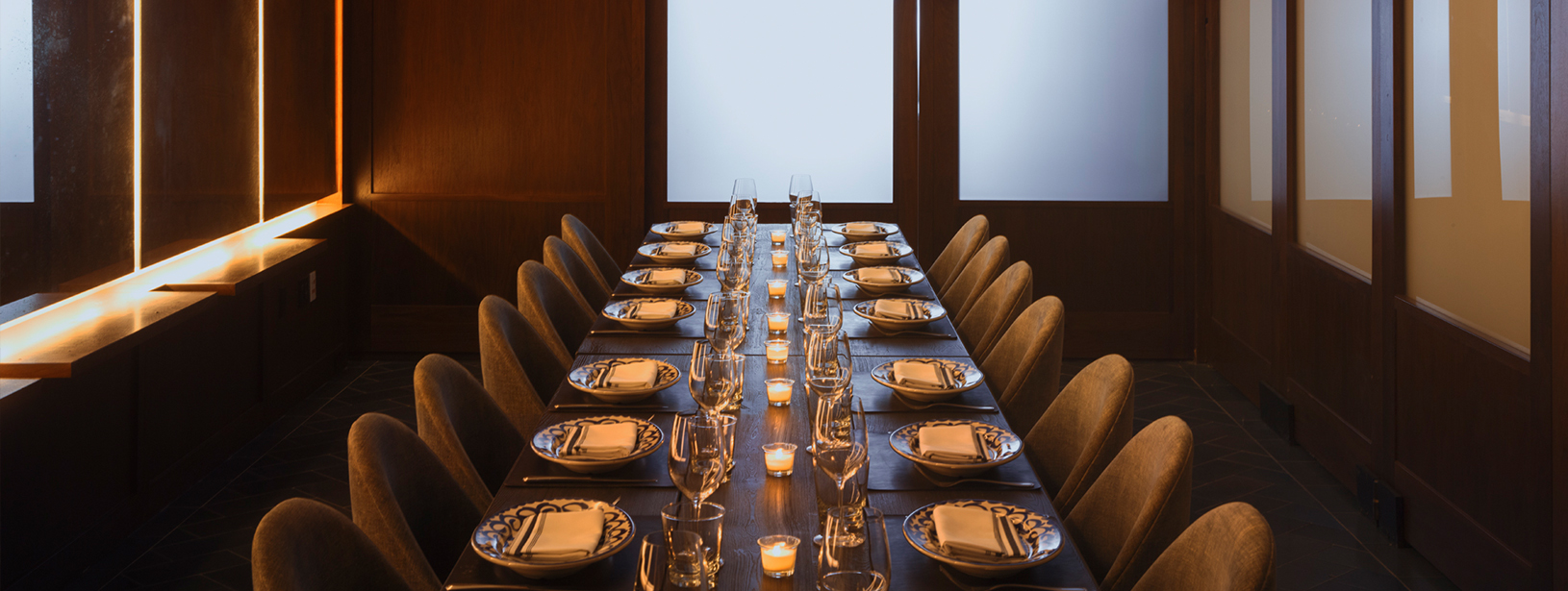 Marta Nyc Private Dining Room
